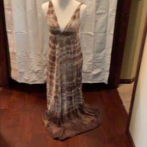 Gypsy 05 cotton maxi dress S